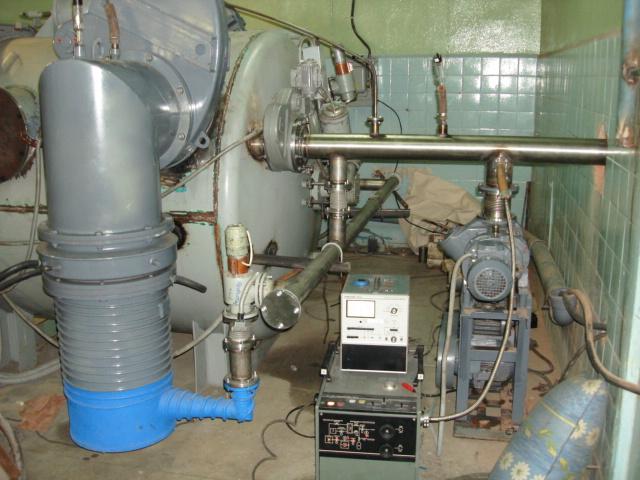 Газотермическая установка своими руками